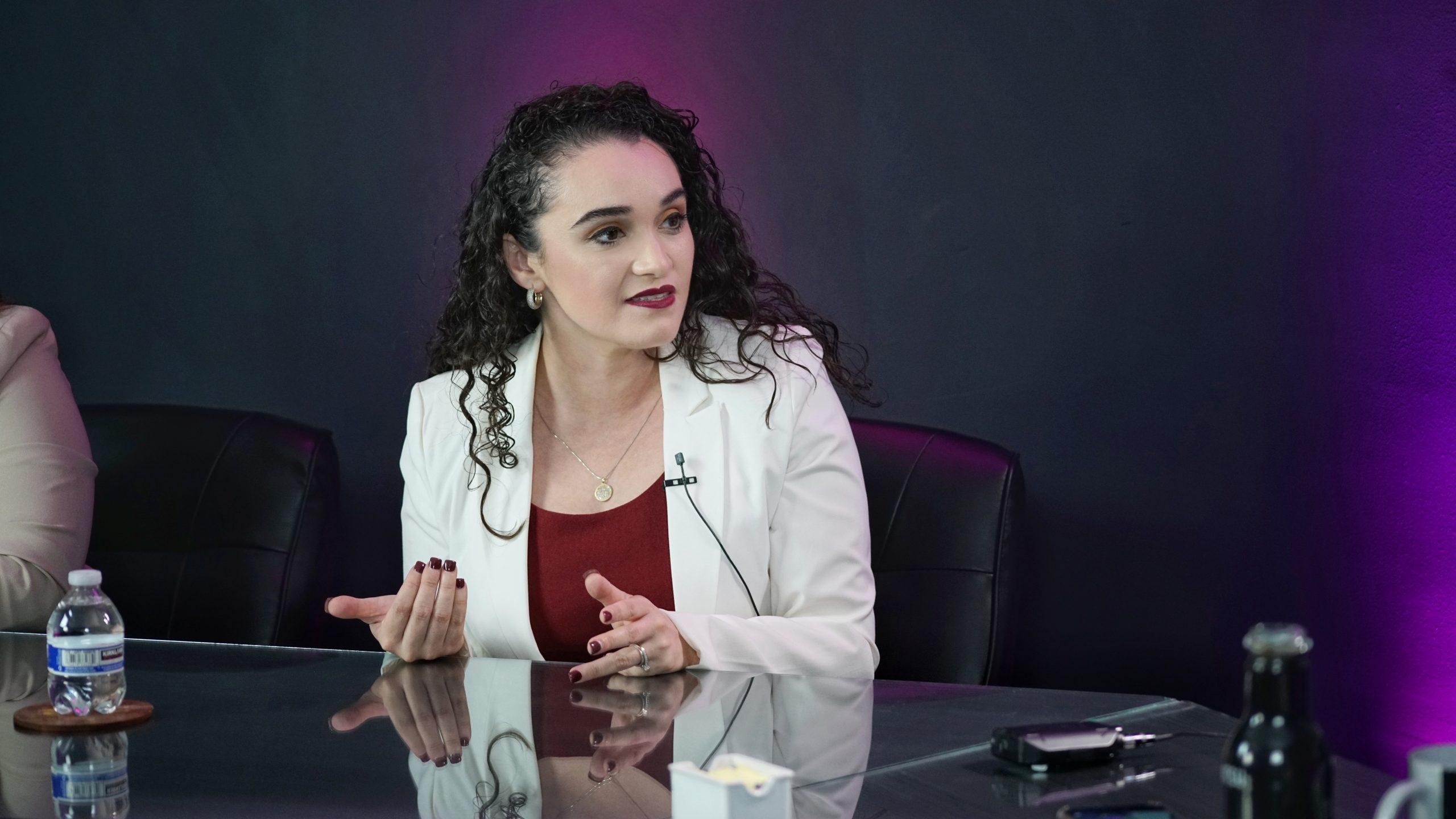 Morena ganará el Gobierno del Estado con un hombre íntegro, inteligente y tenaz:  Bernardeth Ruiz