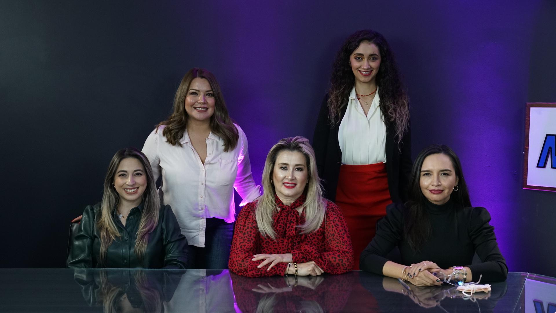 Mesa de Mujeres