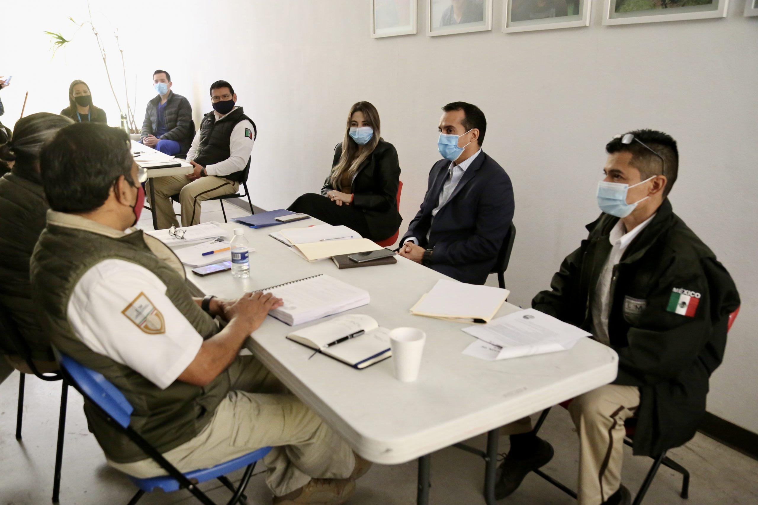 """Promueve Gobierno de Sonora unir esfuerzos para la atención de niñez migrante en """"Tin Otoch"""""""