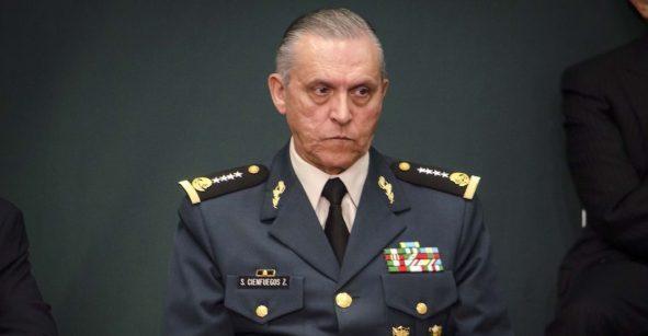 EEUU acusa a México de divulgar datos confidenciales sobre el caso Cienfuegos y critica su sobreseimiento