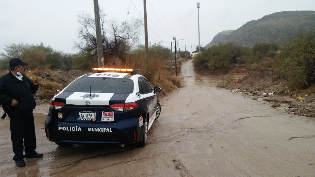 Atendió Ayuntamiento de Hermosillo reportes de afectaciones por lluvia