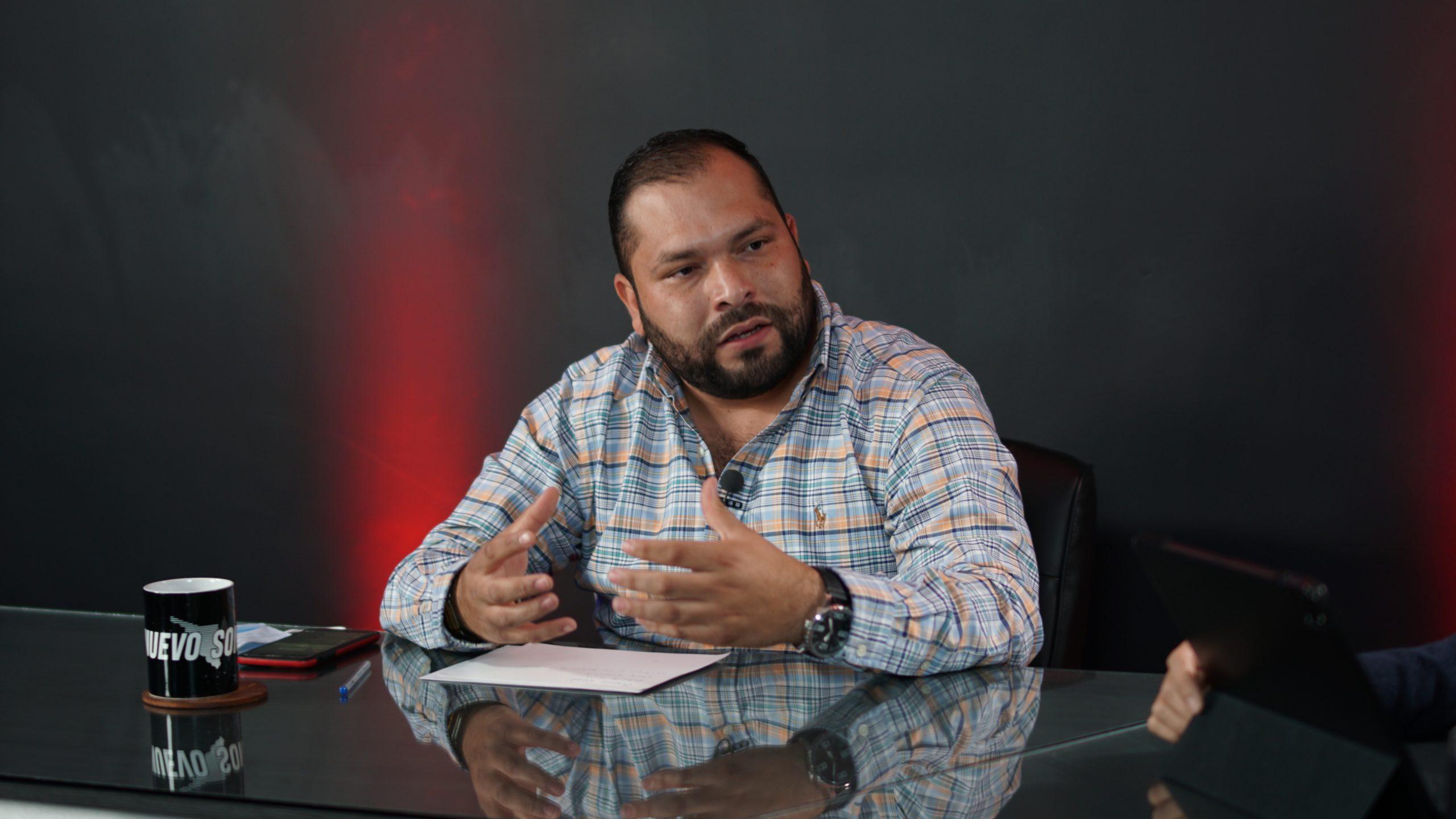 Ernesto de Lucas es el mejor perfil de la alianza por Hermosillo:  Luis Donaldo Coronado
