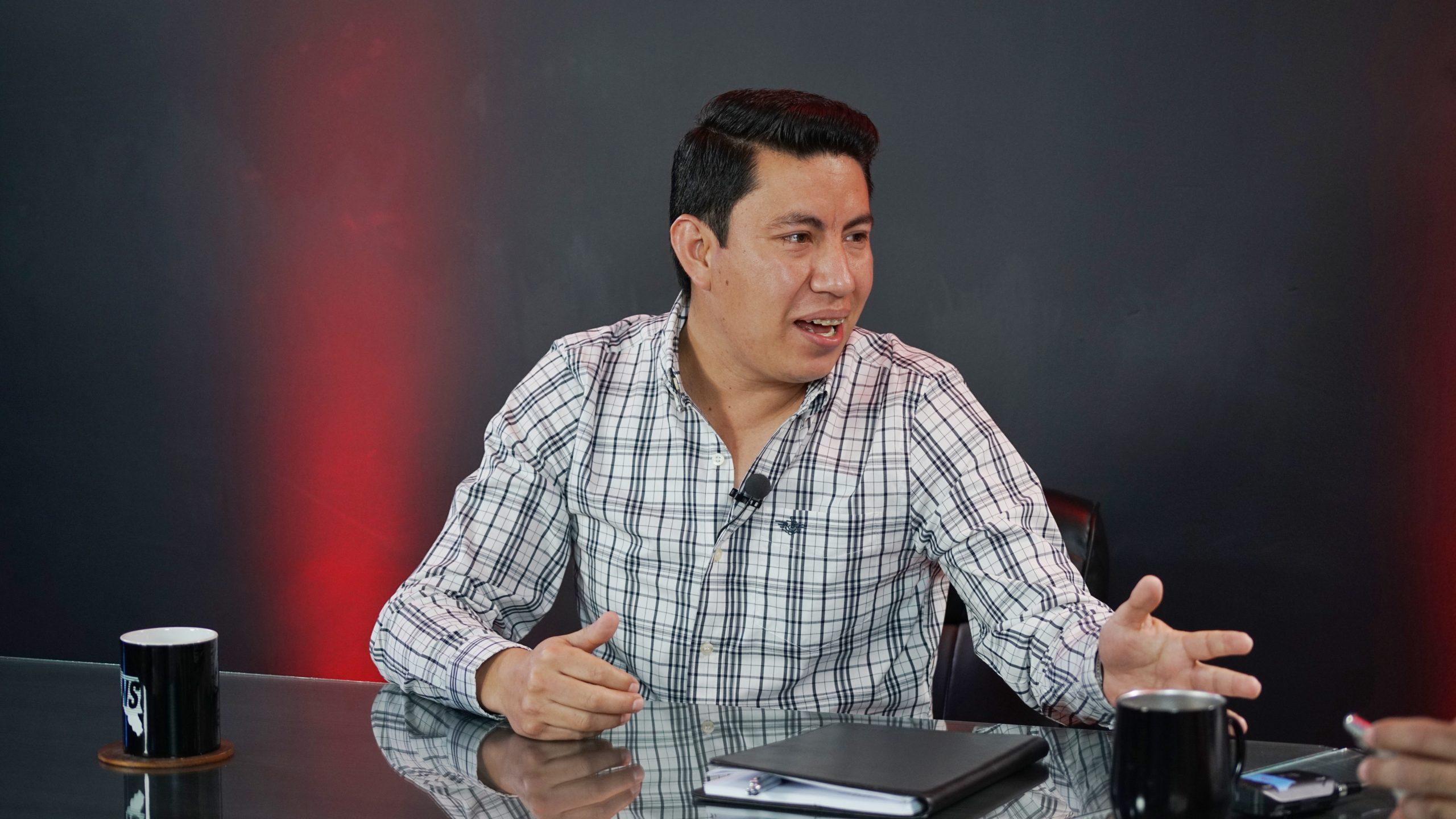 Es momento de llevar las oportunidades a Yécora:  Juan Carlos Guzmán