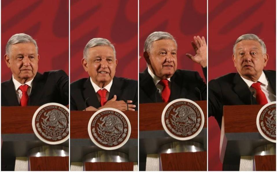 Los temas de AMLO en La Mañanera del 4 de marzo