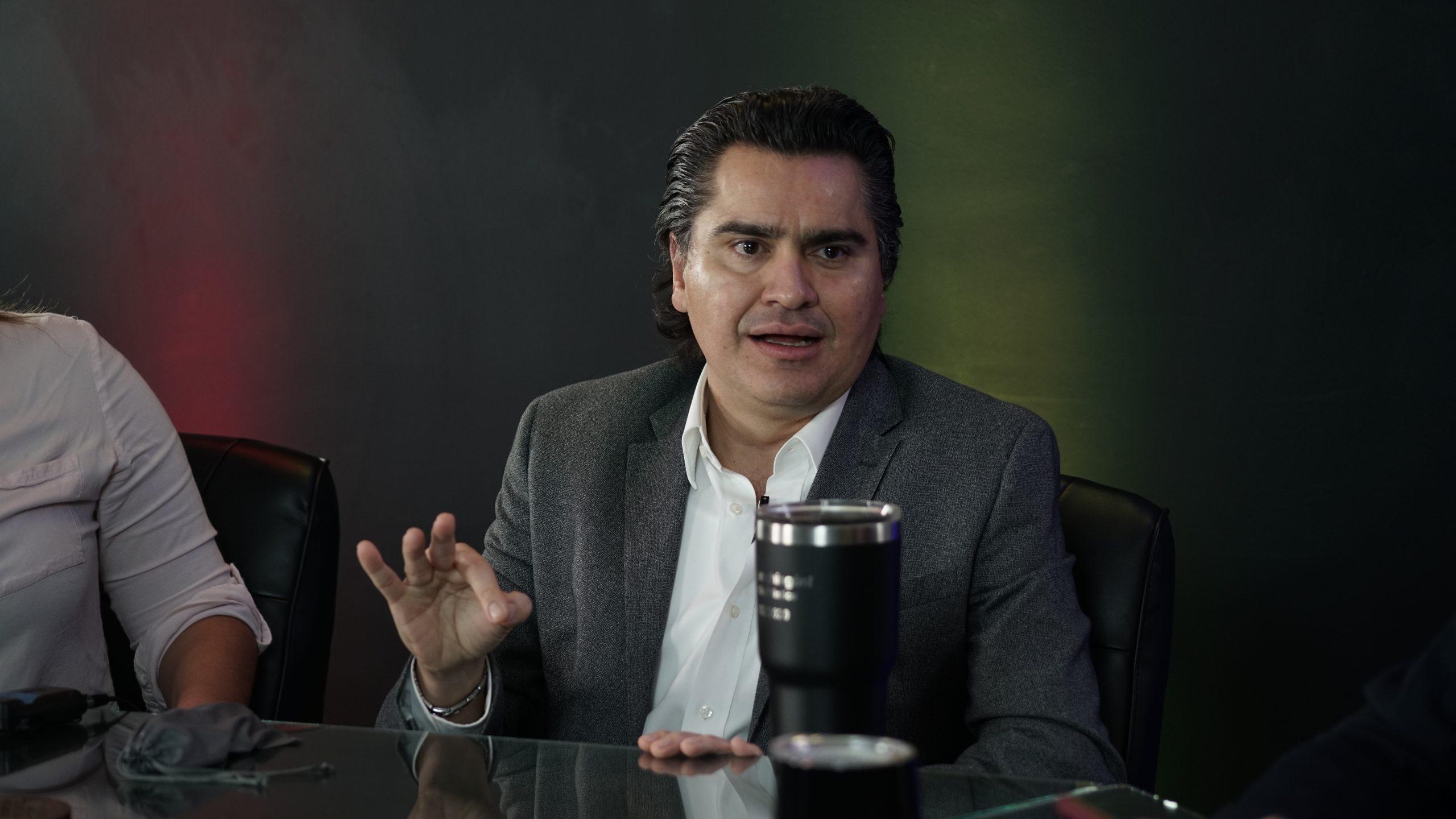 "Ernesto ""El Borrego"" Gándara como Gobernador logrará un Sonora Ganadora: Gildardo Real"