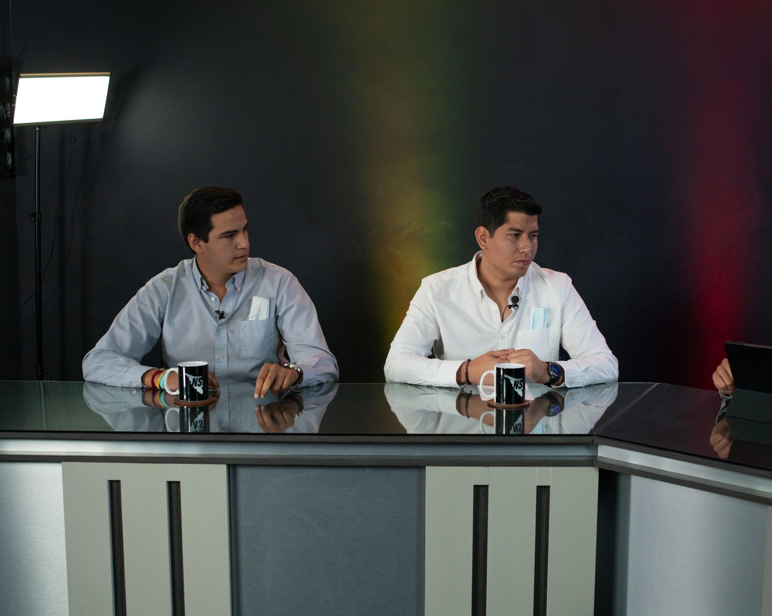 """Ernesto Gándara cuenta con trayectoria y honestidad intachable. Gerardo Rocha y Gerardo """"Macario"""" Sanchez  """"No hay un tema de ego, vemos por un bien común que es ganar"""""""
