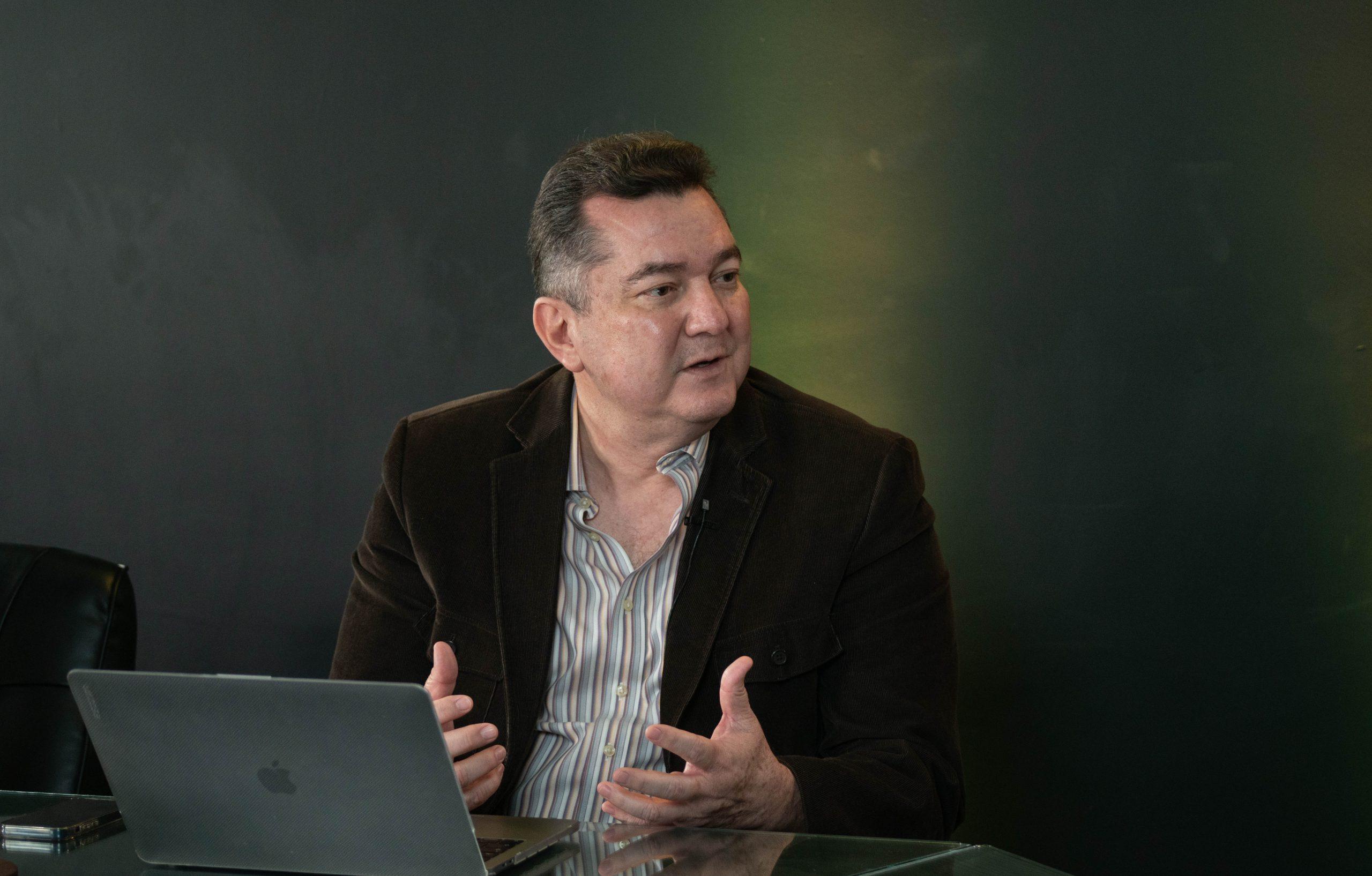 Esta campaña la seguridad nodebe politizarse, esperemospropuestas serias y viables: Marco Paz Pellat