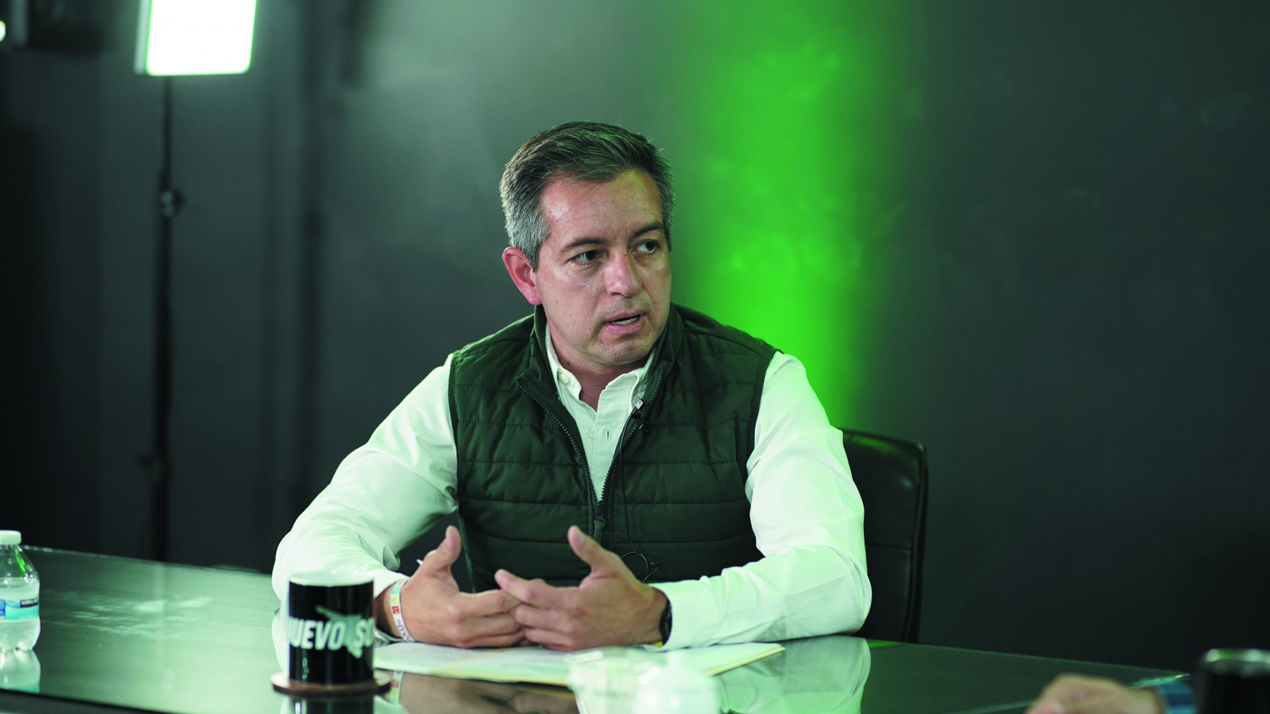 El Verde impulsará a Durazo a Palacio de Gobierno y unaagenda verde para Sonora: Omar del Valle Colosio