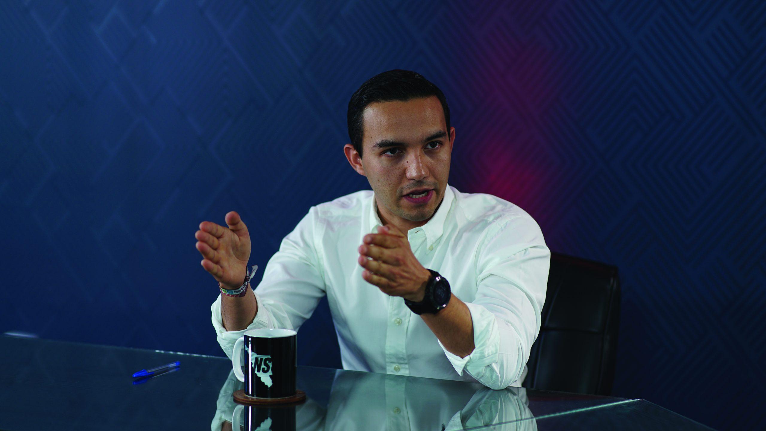 Durazo será un gobernadorcon carácter que pondráorden en Sonora: Juan González