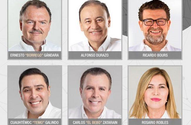 Así se vivió el debate entre los candidatos que buscan la gubernatura de  Sonora | | Periódico Nuevo Sonora