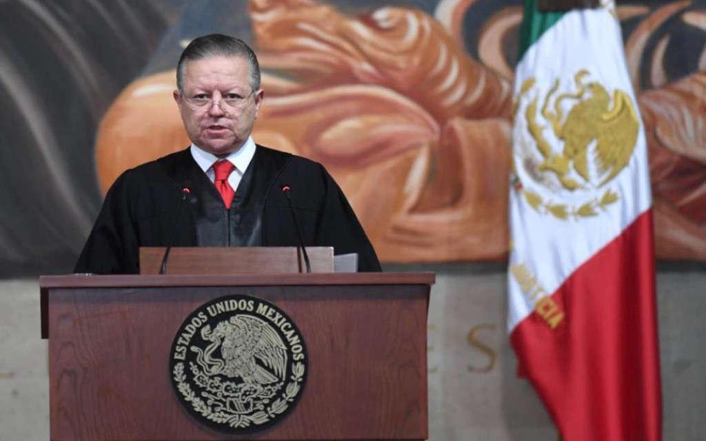 CJF se deslinda de ampliación de mandato del presidente de la SCJN