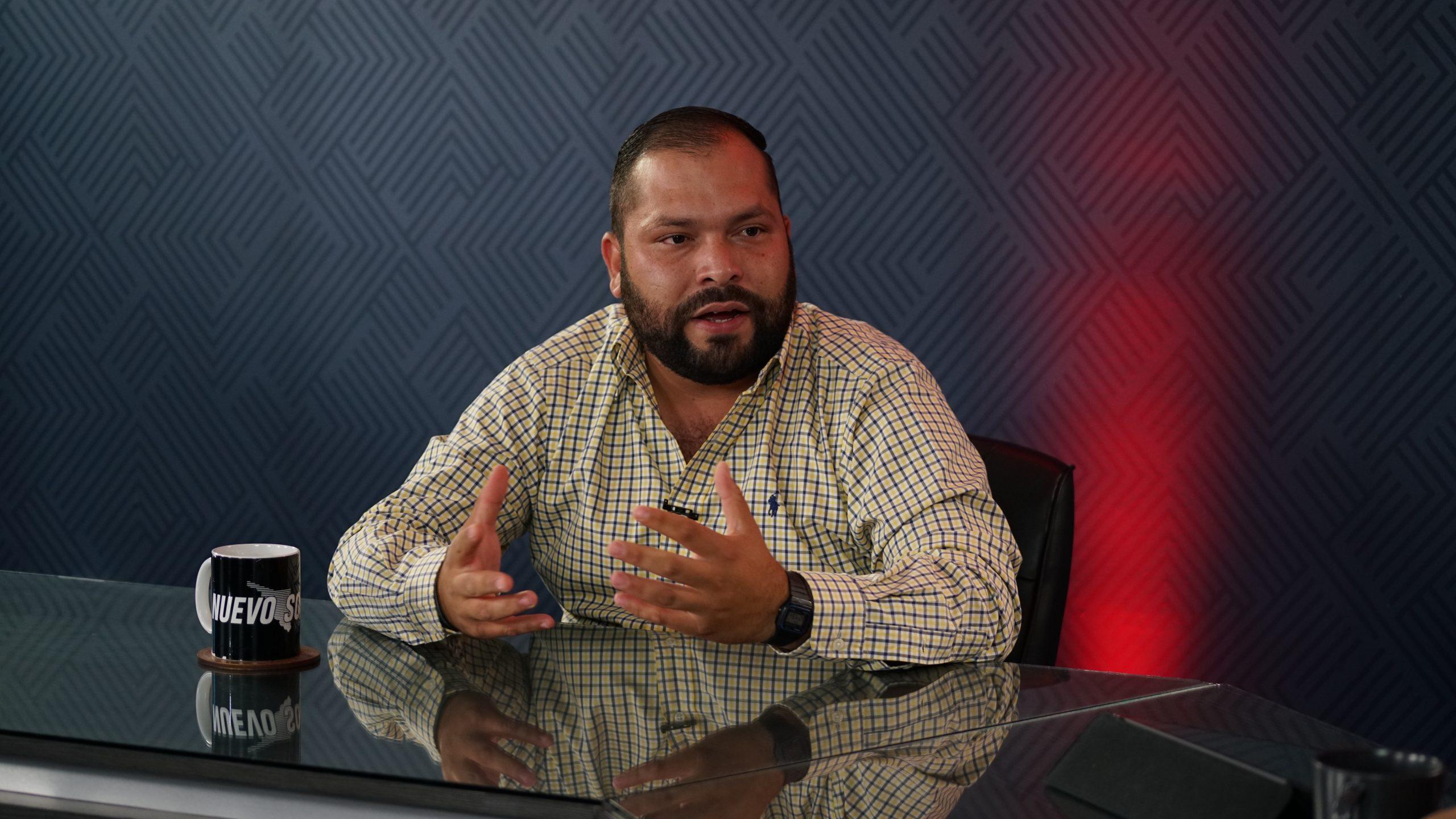 Veo al Borrego con muchas ganas y listo para darle rumbo a Sonora: Luis Donaldo Coronado