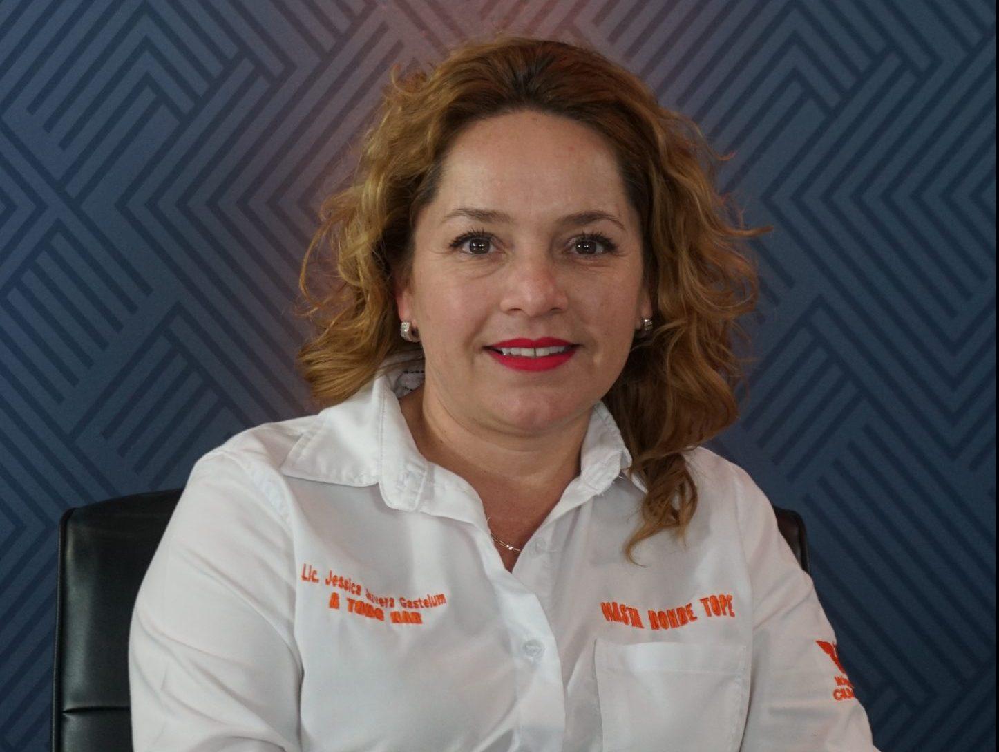 Los nogalenses merecen condiciones de vida dignas: Jessica Juvera