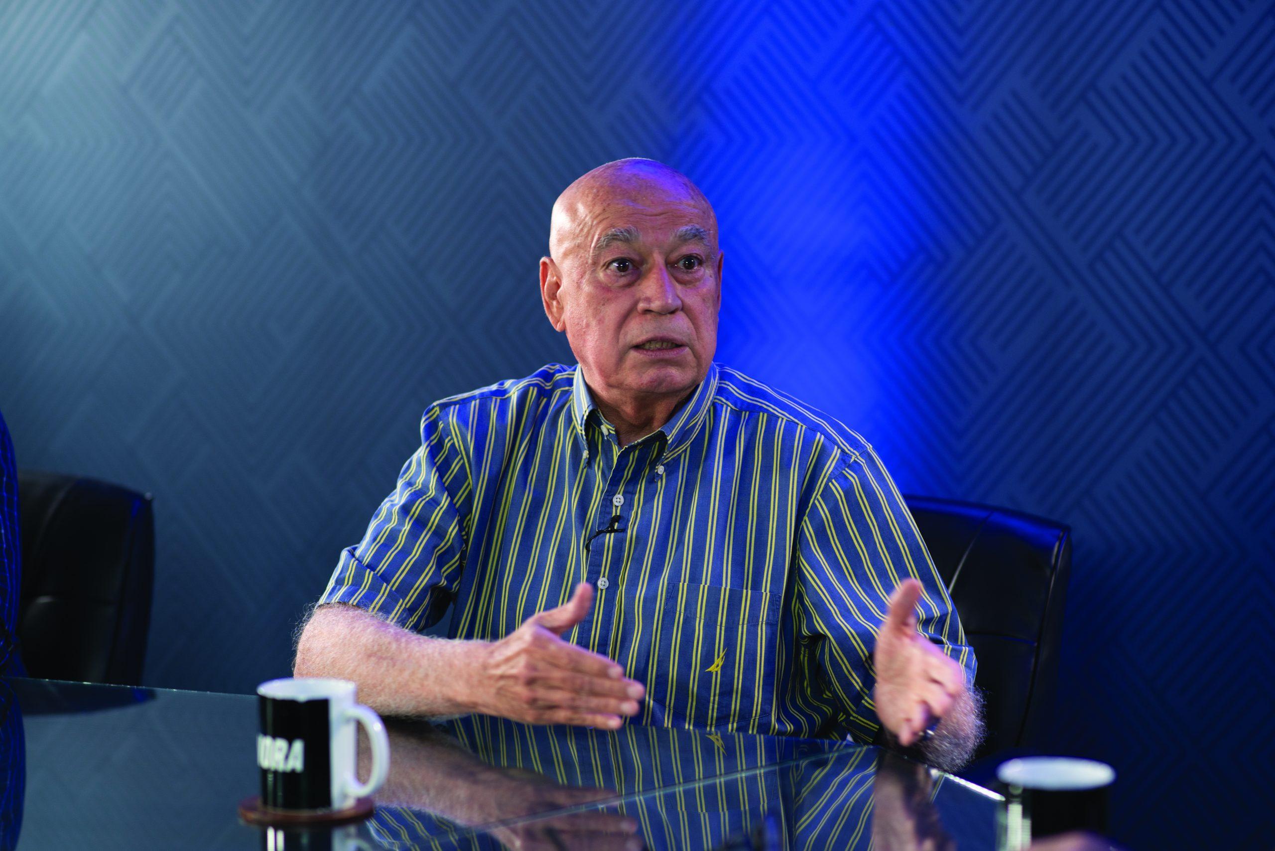 El magnetismo electoral de Ernesto Gándara estádefiniendo la elección: Dr. Rubén Aguilar