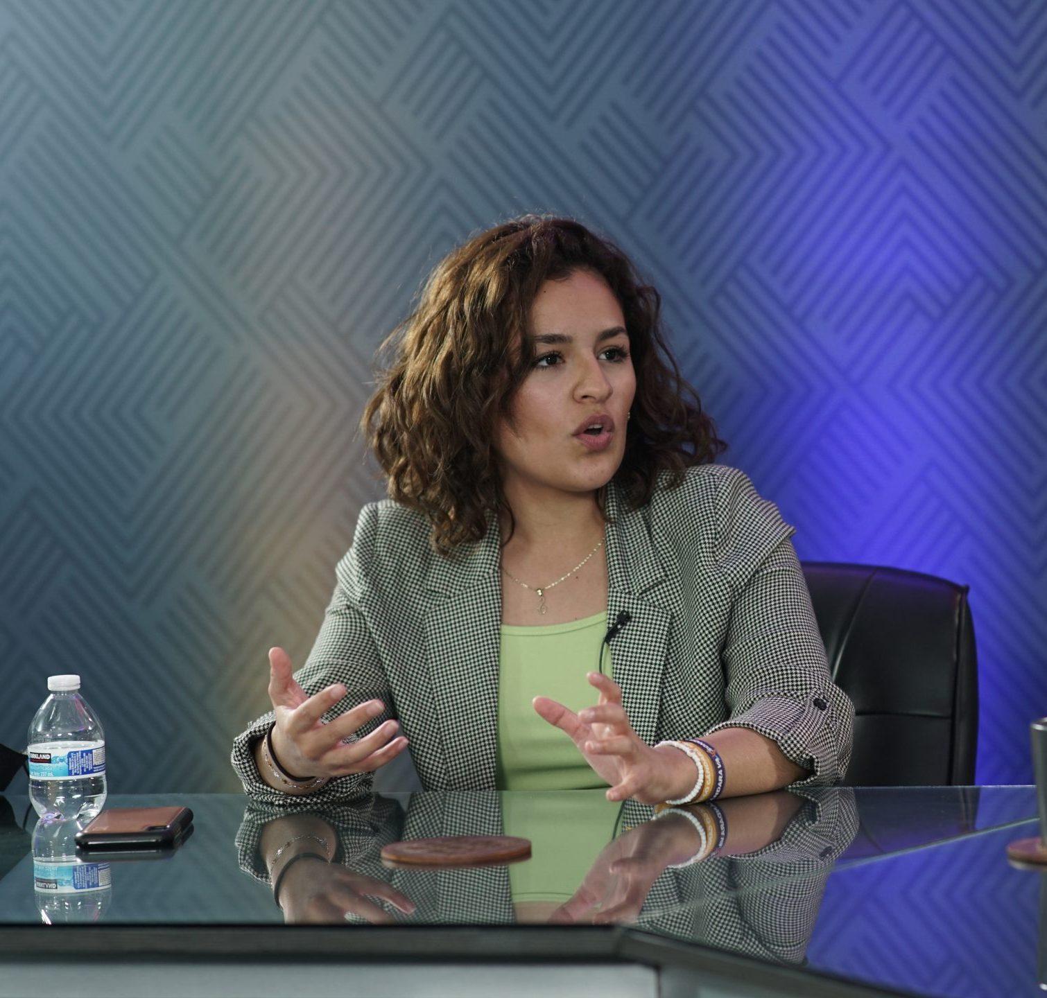 Ernesto Gándara está listo para gobernar Sonora con mujeres y jóvenes: Shelsy Montaño.