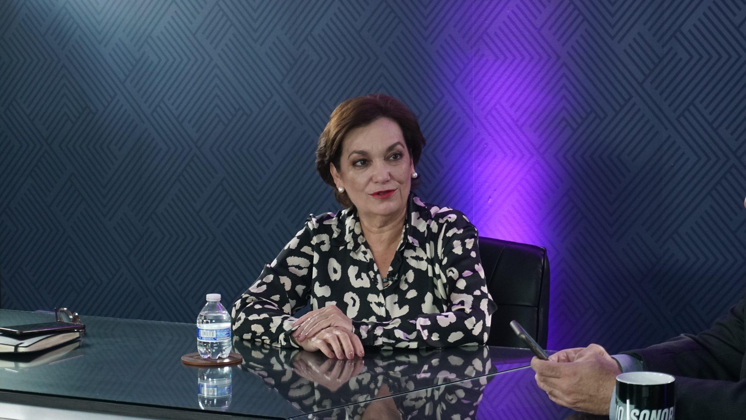 Ya le toca a Sonora la transformación, con Durazo como Gobernador: Dolores del Río