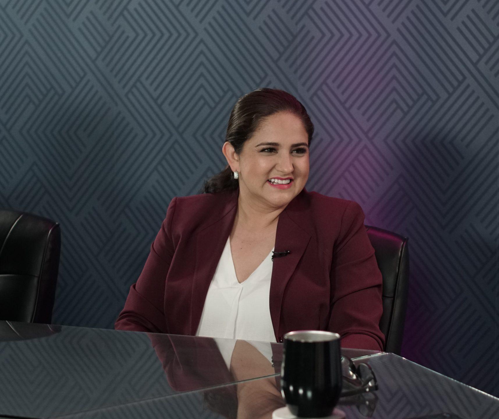 Sigamos defendiendo a Hermosillo, de los corruptos: Célida López