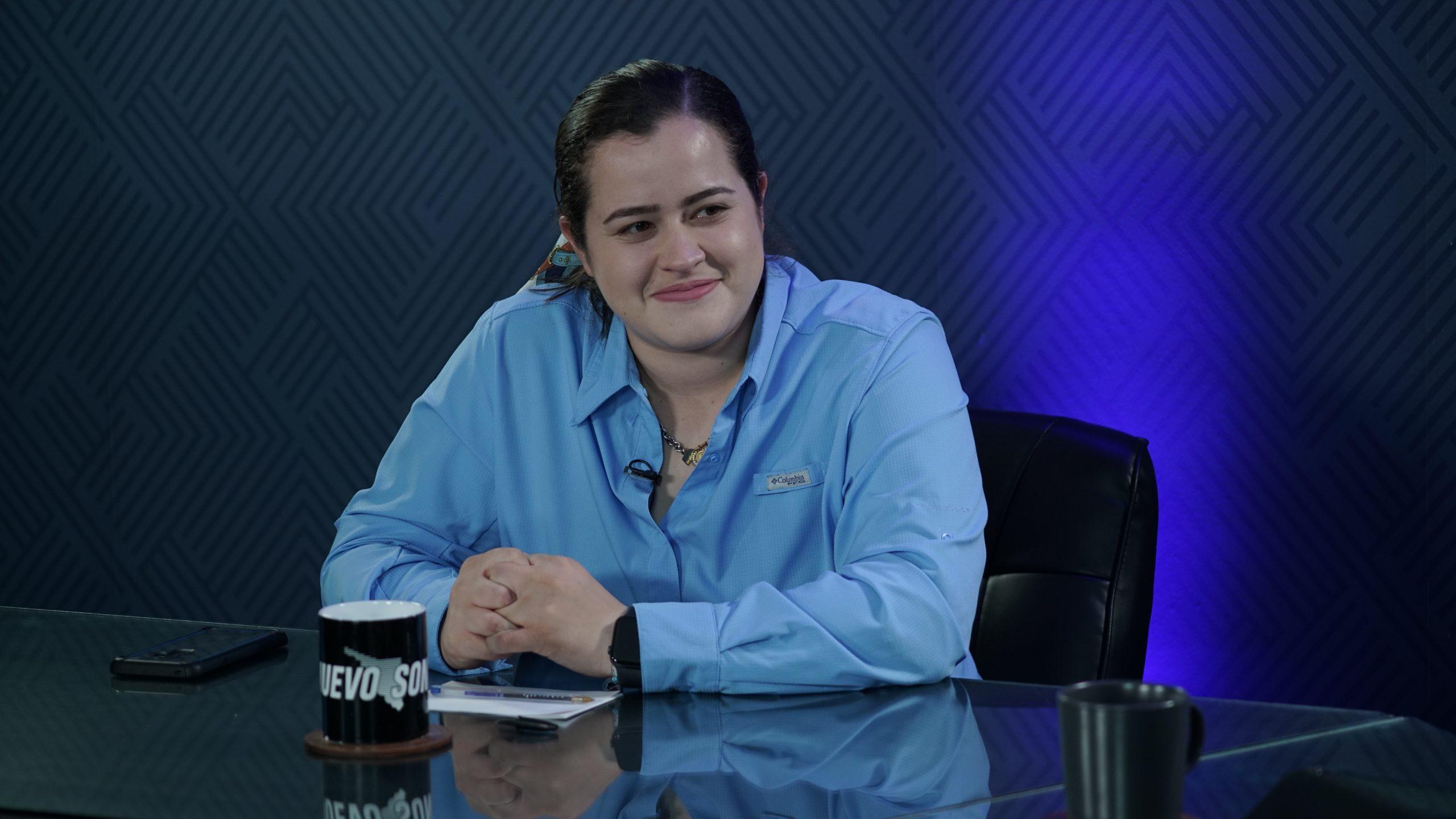 Acción Juvenil debe regresar a sus orígenes: Ana Carolina Magaña