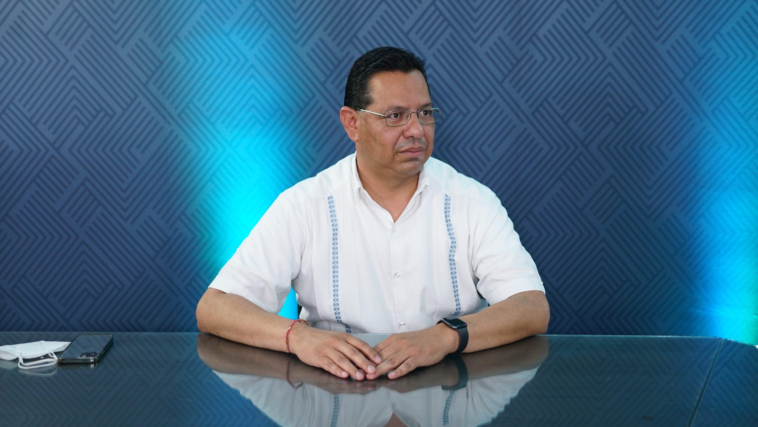 Si Alfonso Durazo lo considera, Nueva Alianza lo acompañará en una alianza de gobierno: Javier Ceballos