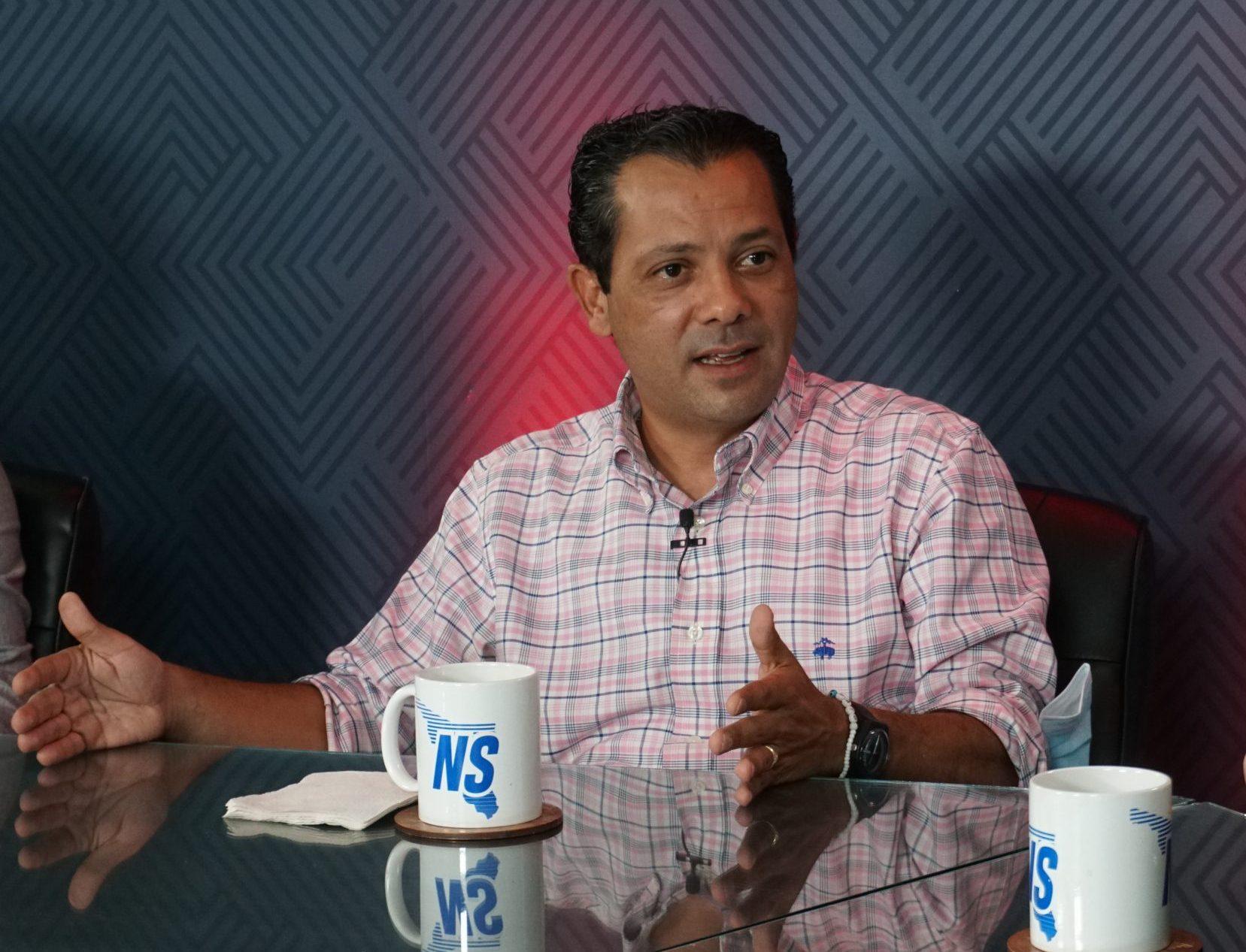 El PRI debe evolucionar, lejos de desaparecer setendrá que renovar: Ernesto De Lucas