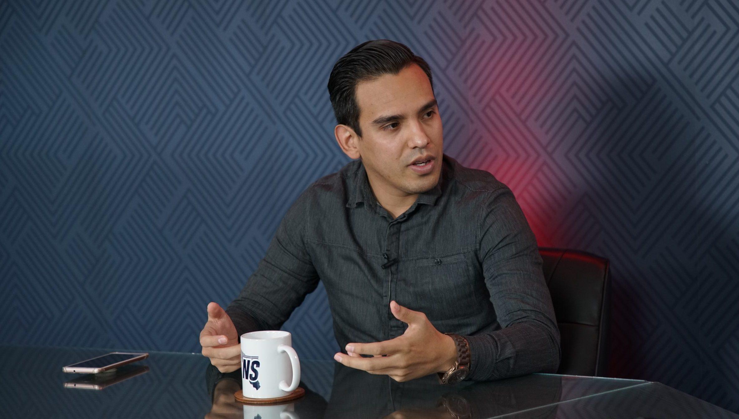 En la política juvenil debemos de trabajar por las necesidades de los jóvenes: Héctor Medrano