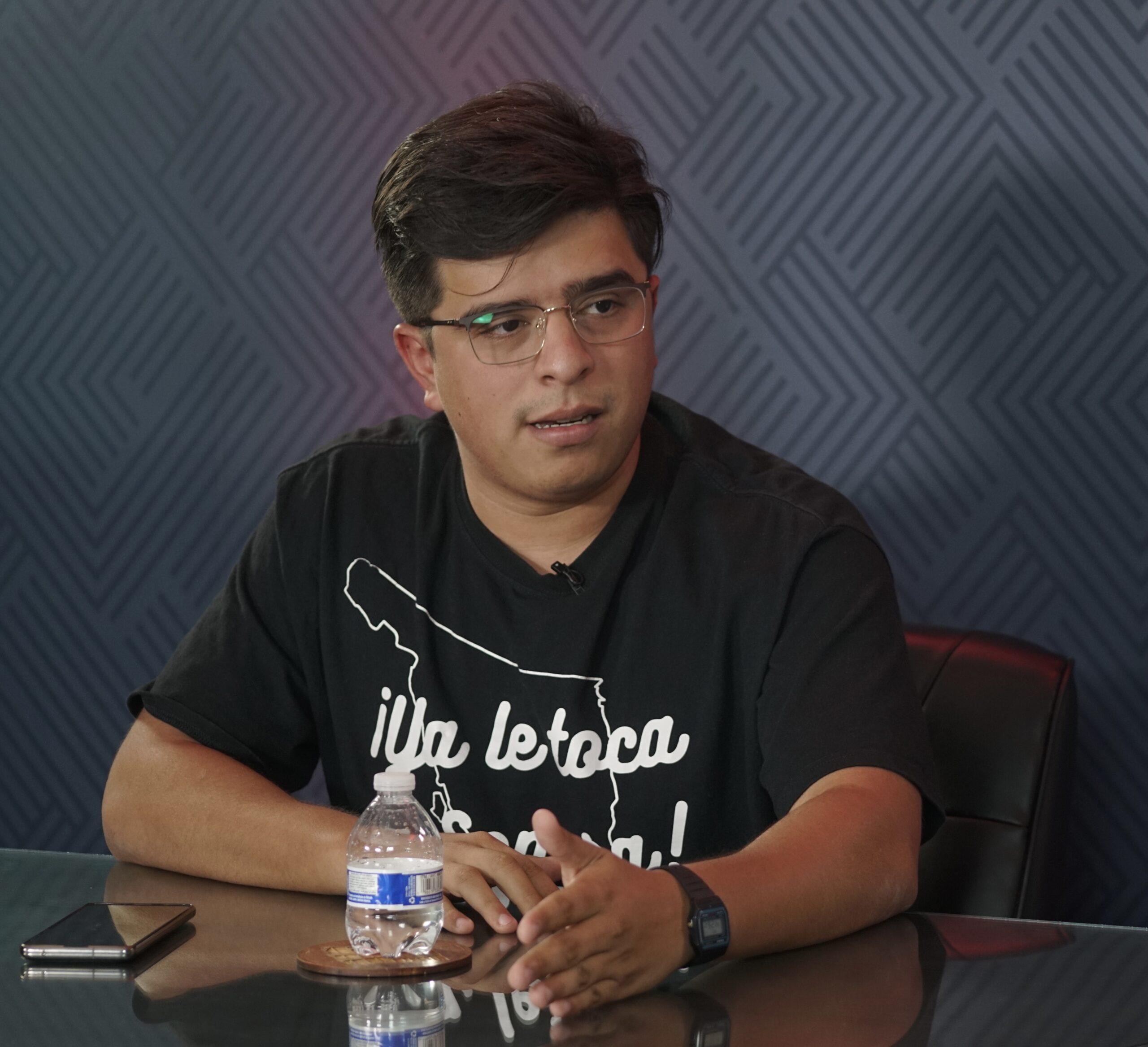 Morena es el partidomás importante de América Latina:Sebastián García