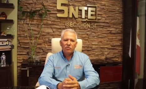 Celebra SNTE 54 el 61 Aniversario de su fundación