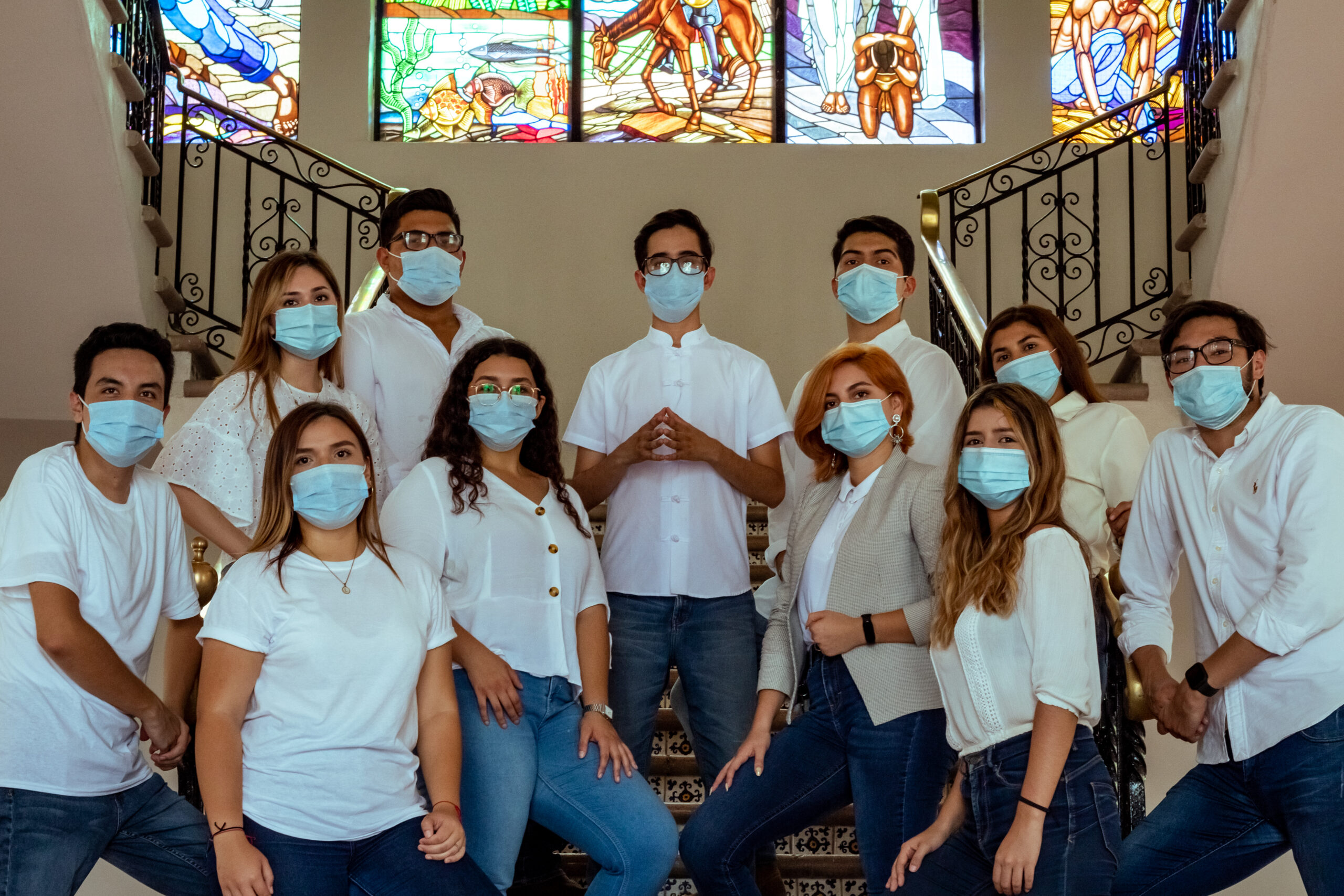 Seremos la voz de todos los estudiantes de derecho: Raudel Arteaga
