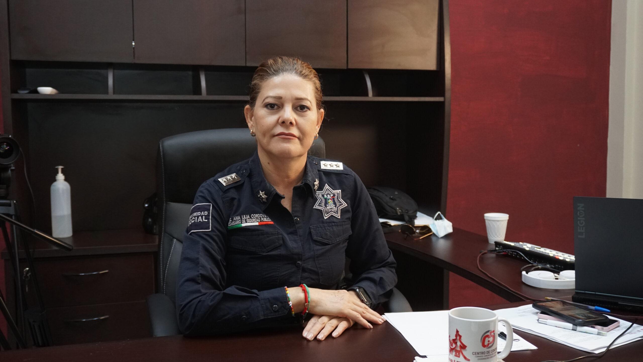 En Navojoa estamosponiendo orden condisciplina y gestión: Ana Lilia Córdova